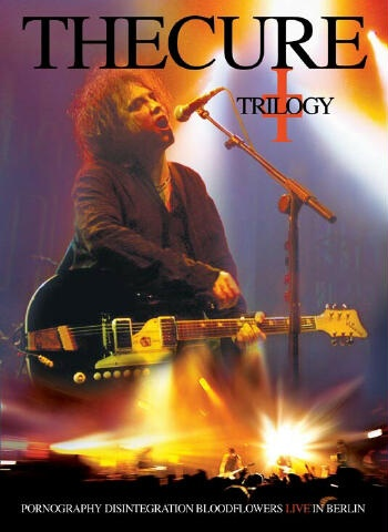 The Cure - Trilogydvdcover2